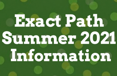 Exact Path Summer Information