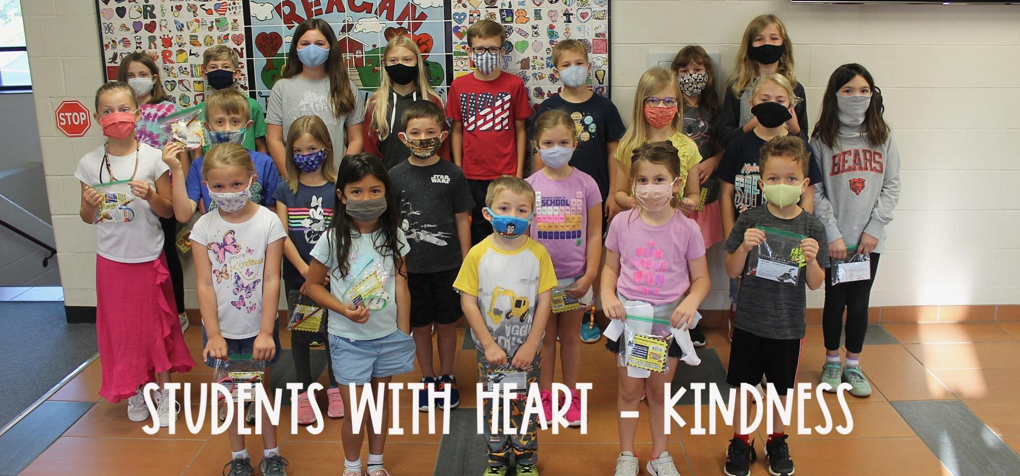 Students with Heart - Kindness